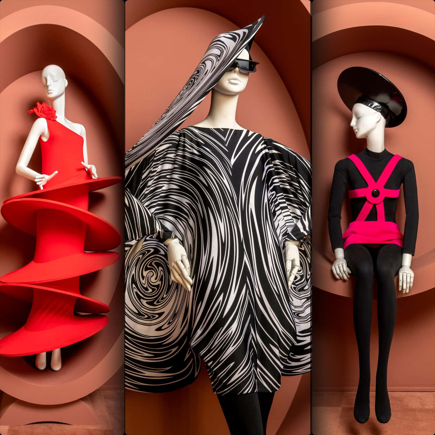 SCAD Lacoste - the University for creative careers - Exhibitions Pierre Cardin - RUNWAY MAGAZINE