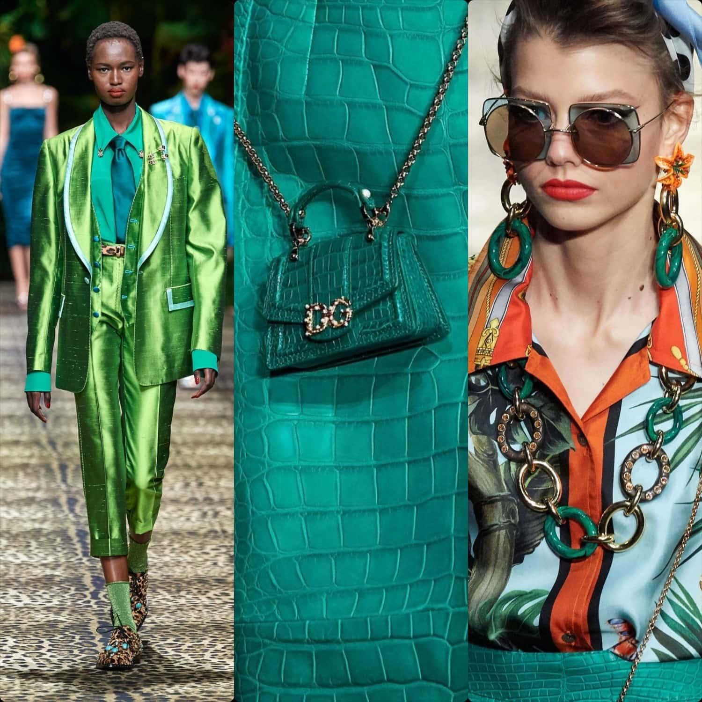 Dolce Gabbana Primavera Estate 2020 Milano di RUNWAY MAGAZINE