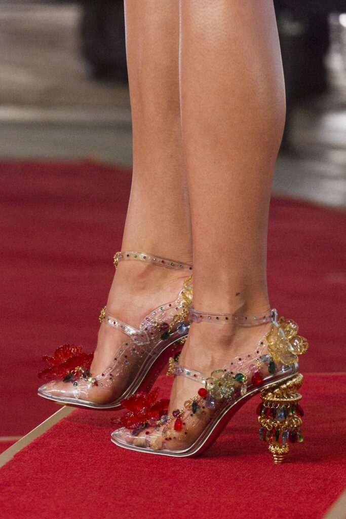 Dolce Gabbana Alta Moda Venezia 2021 by RUNWAY MAGAZINE