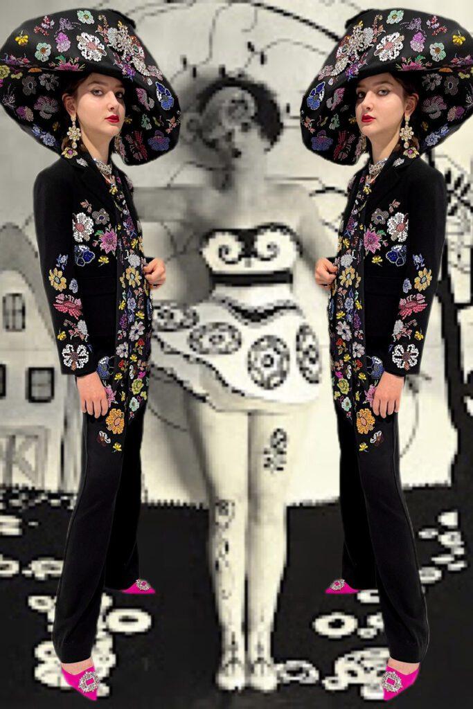 Libertine 2022 春夏纽约时装秀 RUNWAY 杂志