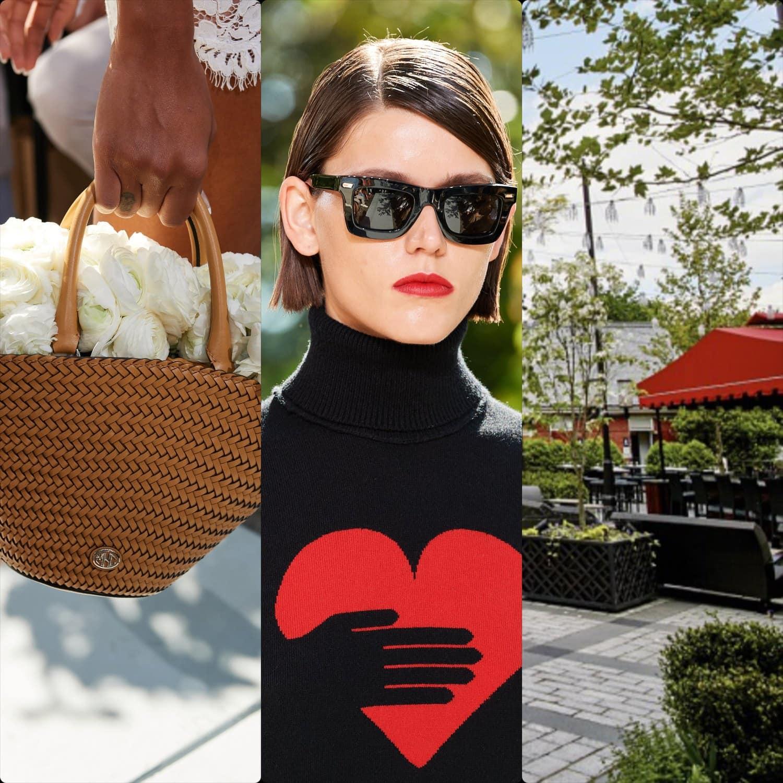 Michael Kors Frühling Sommer 2022 New York Central Parc Tavern auf dem Grün von RUNWAY MAGAZINE