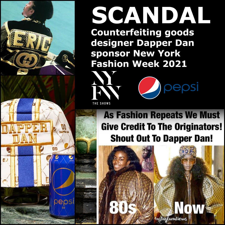 Dapper Dan, estilista de produtos falsificados, patrocina a Semana da Moda de Nova York 2021