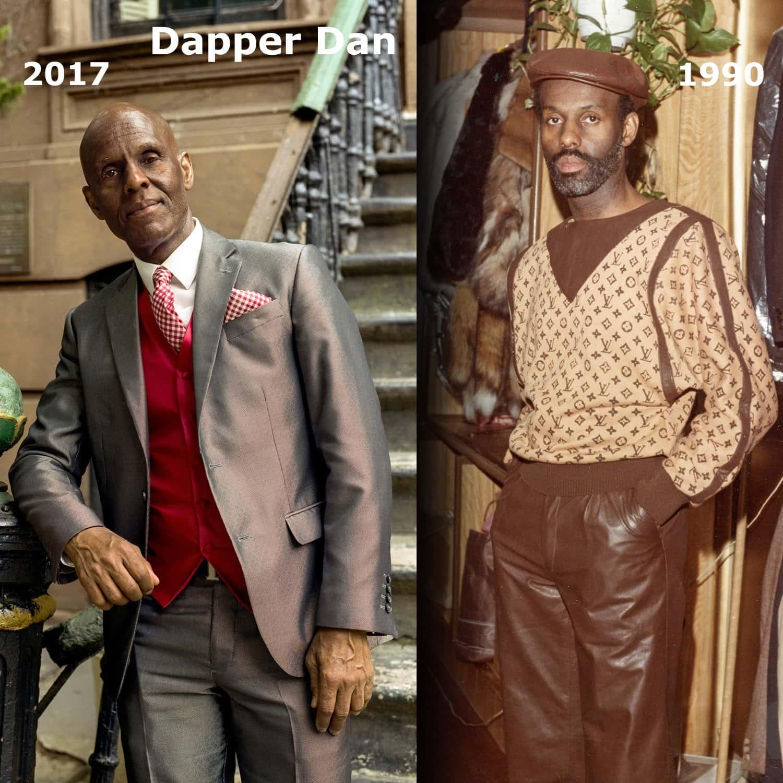 Dapper Dan 1990, Dapper Dan 2017