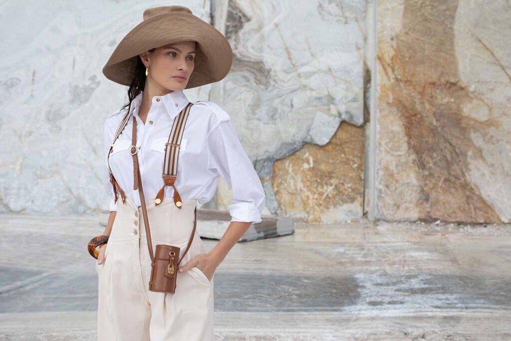Elisabetta Franchi Spring Summer 2022 Milan by RUNWAY MAGAZINE