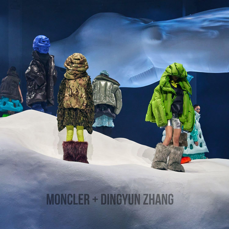 MONCLER + DINGYUN ZHANG