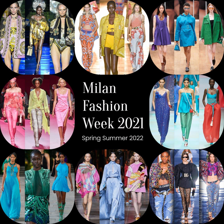 Milano Fashion Week 2021 - Stagione Primavera Estate 2022 di RUNWAY MAGAZINE