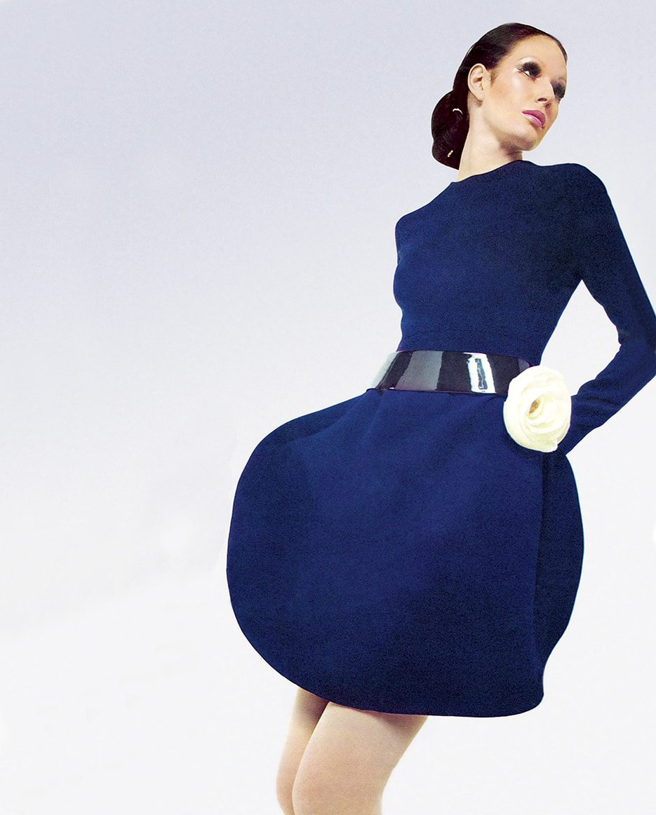 Pierre Cardin by Runway Magazine
