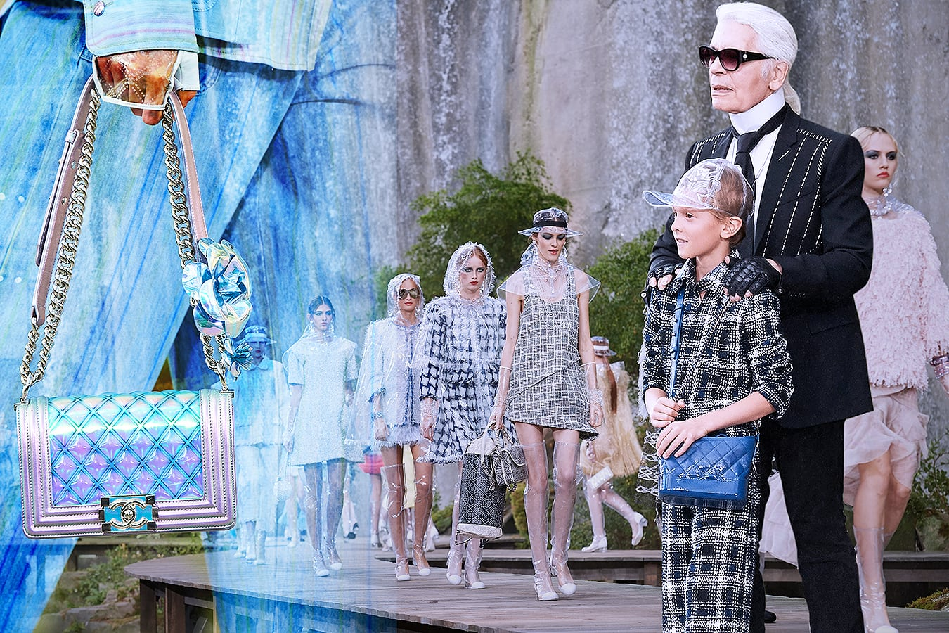 Chanel Spring Summer 2018 by Runway Magazine