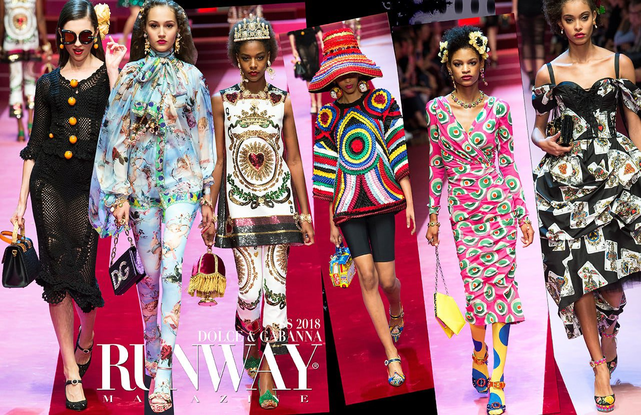 Milan Fashion Week Spring Summer 2018  by Runway Magazine