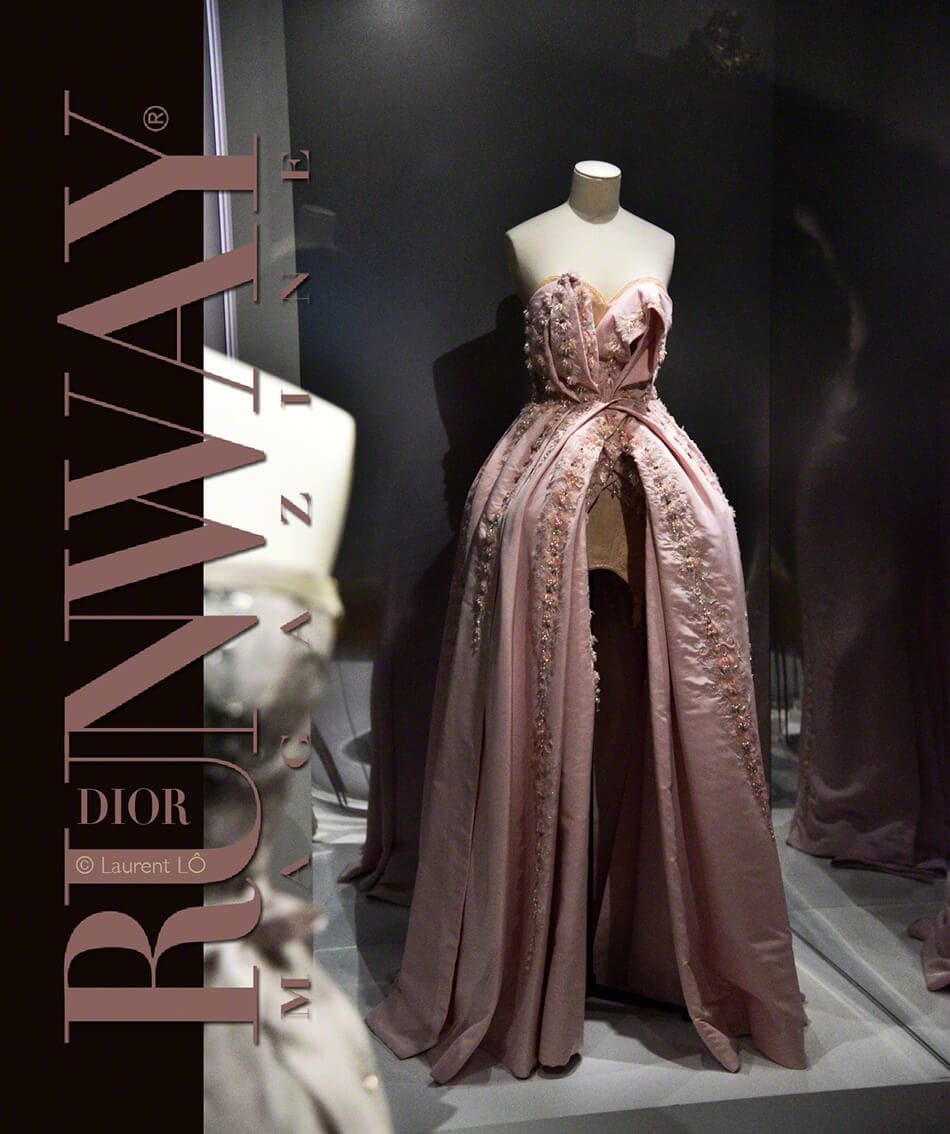 Christian Dior Exhibition by Runway Magazine. CHRISTIAN DIOR - Couturier of Dream by Runway Magazine