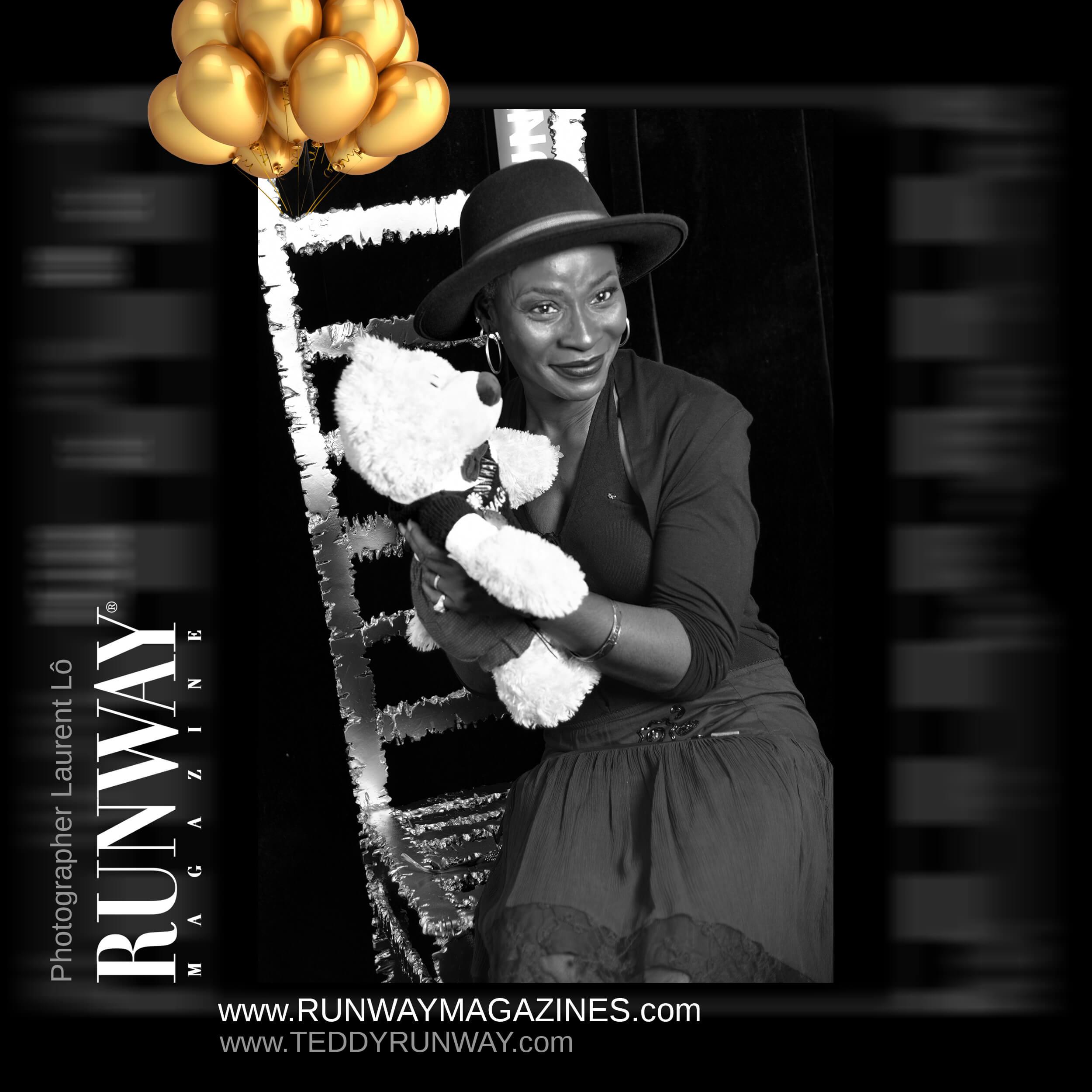 Teddy Runway Журнал Official Party. Runway Журнал Официальная вечеринка