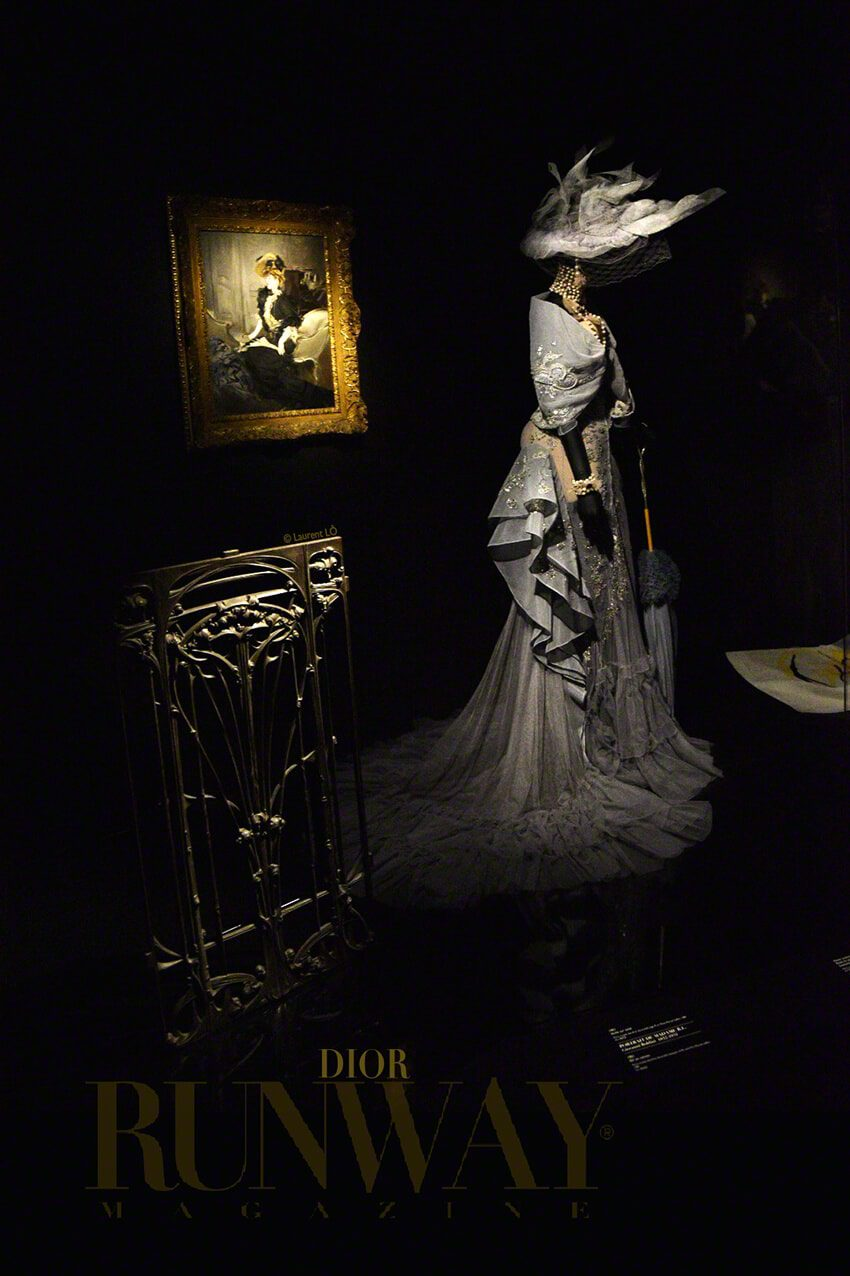 Christian Dior Exhibition by Runway Magazine. CHRISTIAN DIOR - Couturier of Dream