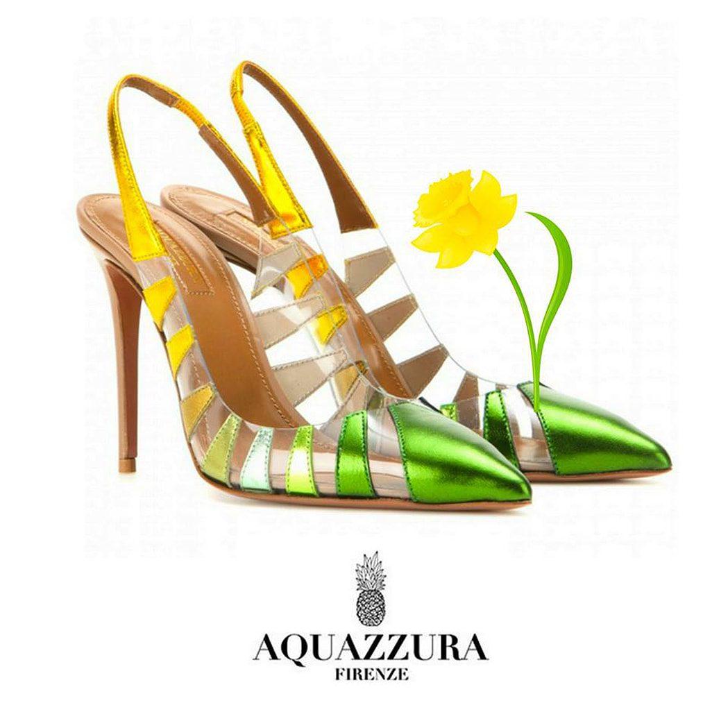AQUAZZURA by Runway Magazine