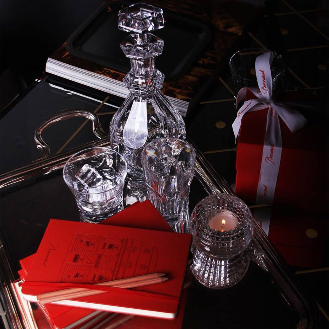 BACCARAT Timeless Legend  by Runway Magazine
