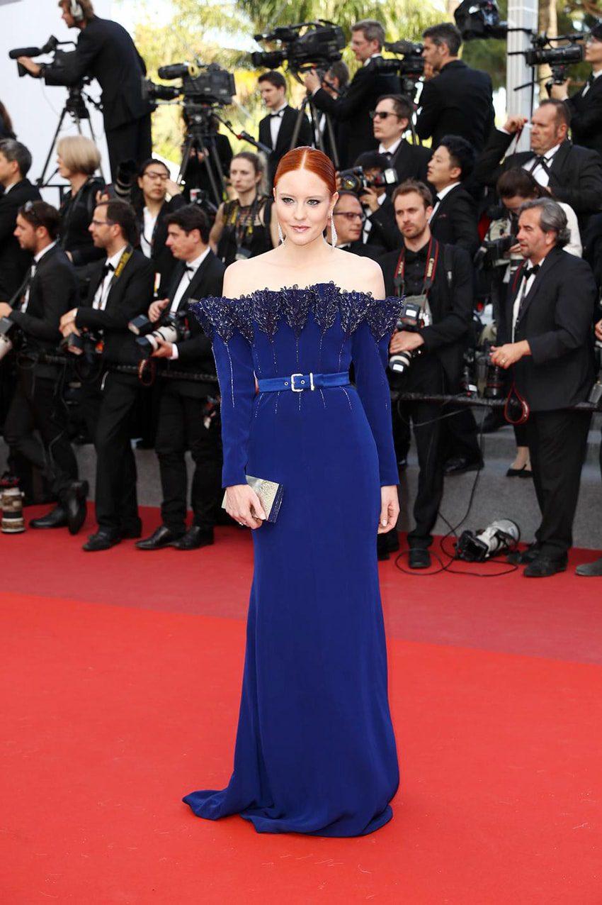 Barbara Meier by Runway Magazine Cannes Fashion Film Festival 2017