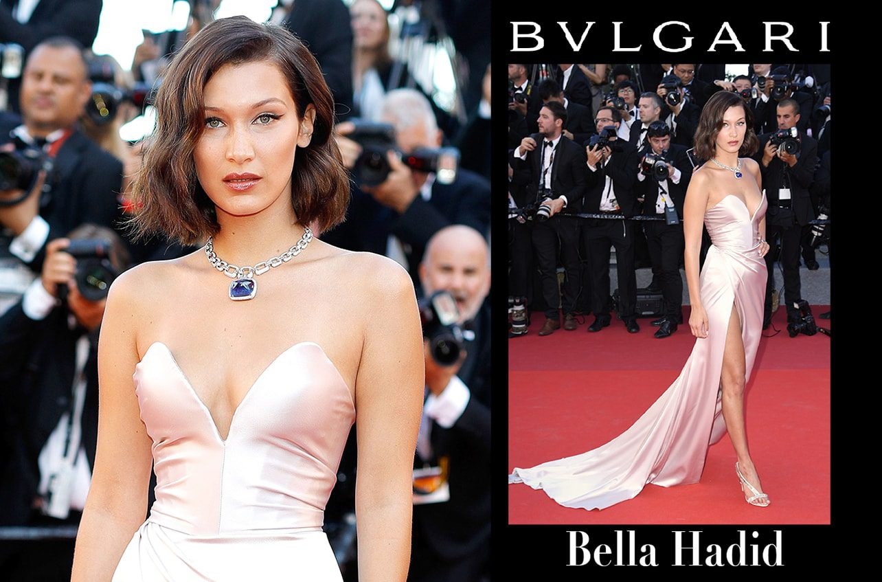 Bella-Hadid Bulgari by Runway Magazine