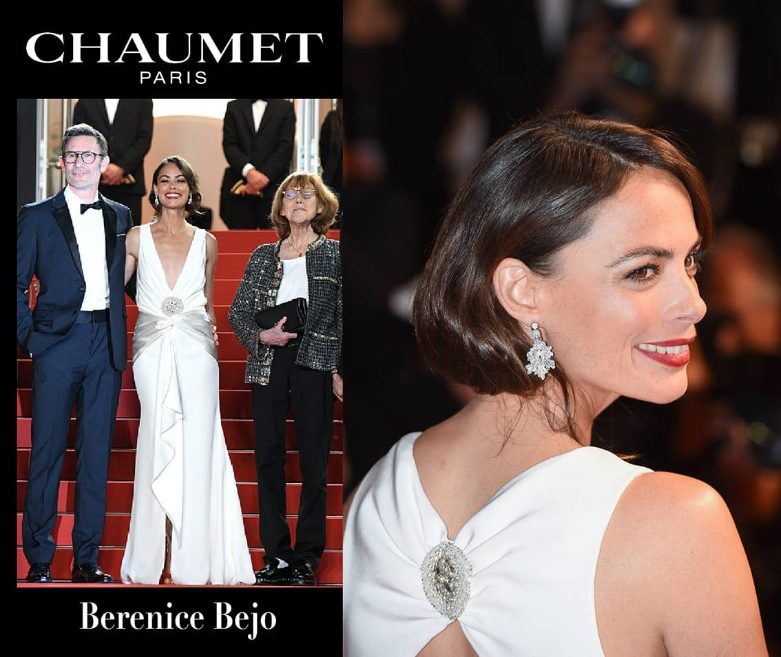 Berenice Bejo Chaumet by Runway Magazine