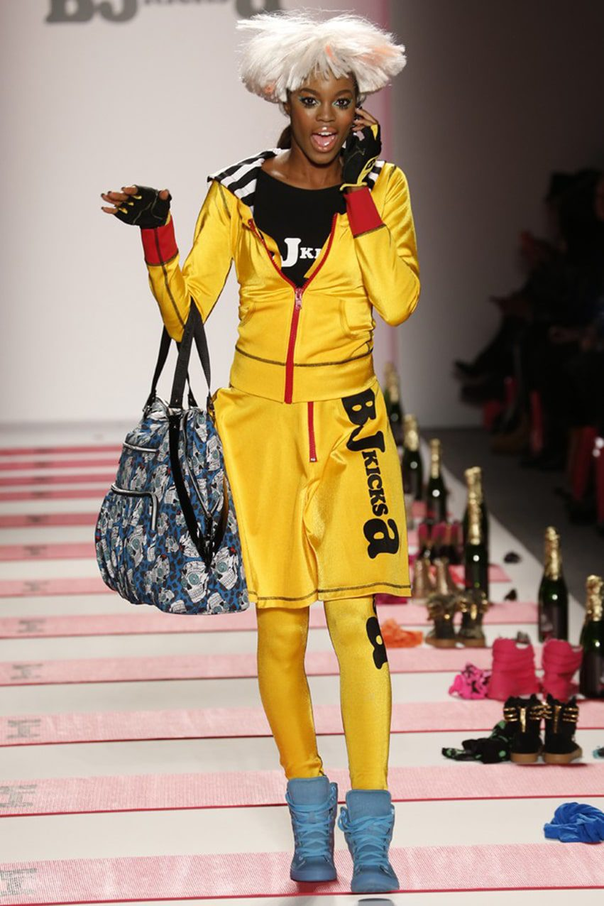 Betsey Johnson FallWinter 2013-2014 RTW – New York Fashion Week