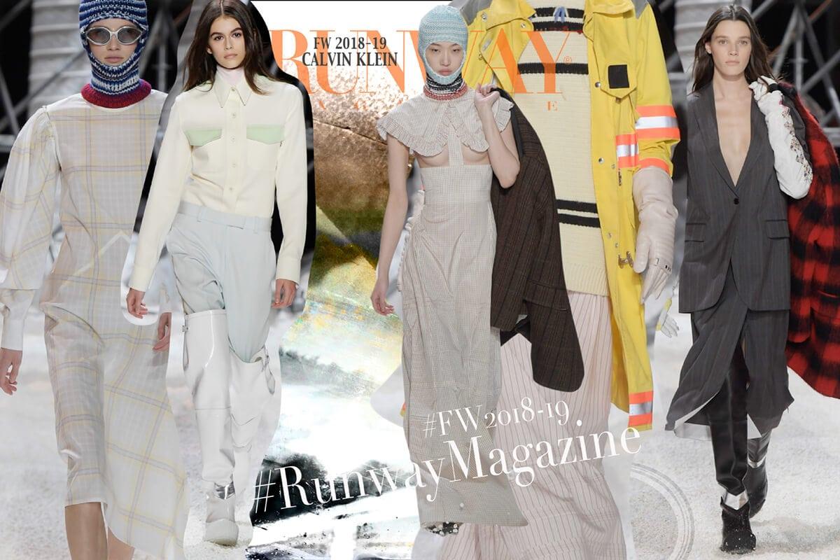 Calvin Klein Fall-Winter 2018-19 New York by Runway Magazine