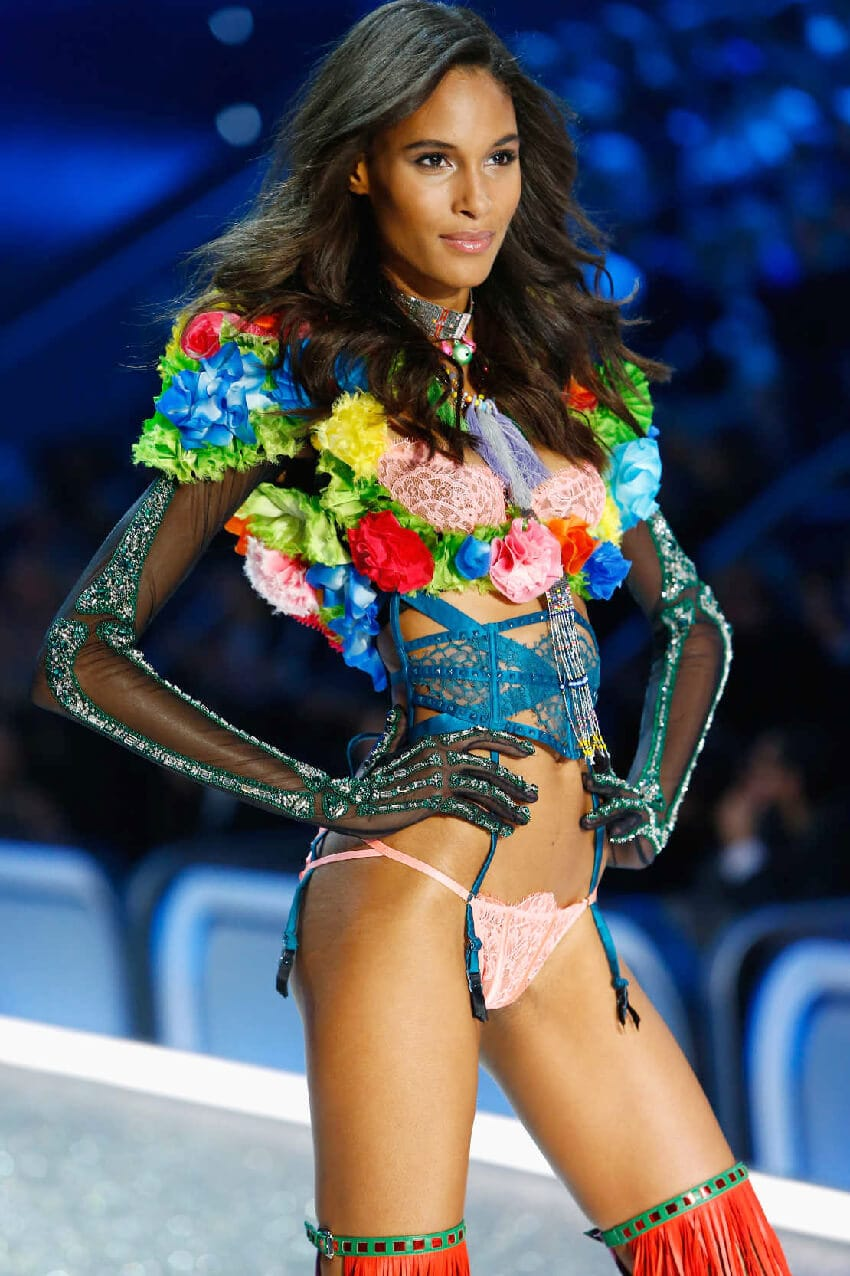 Cindy-Bruna-Swarovski-VictoriasSecret-Runway-Magazine Cindy Bruna - French Top Model. by Runway Magazine