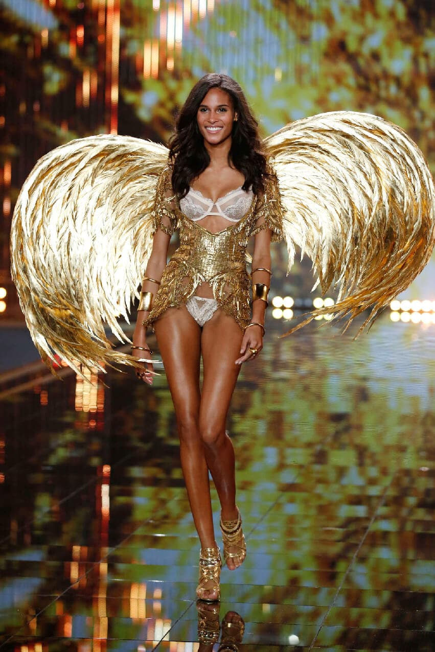 Cindy-Bruna_-2014-VS-Fashion-Show-Runway-Magazine Cindy Bruna - French Top Model. by Runway Magazine