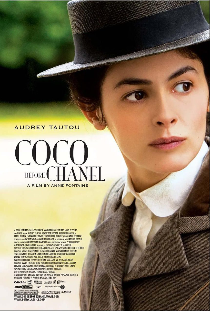 Coco before Chanel by Runway Magazine