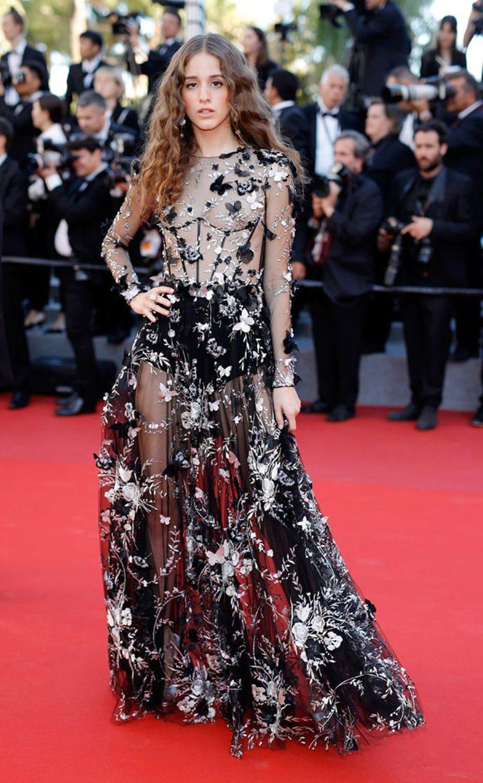 Coco Konig by Runway Magazine Cannes Fashion Film Festival 2017