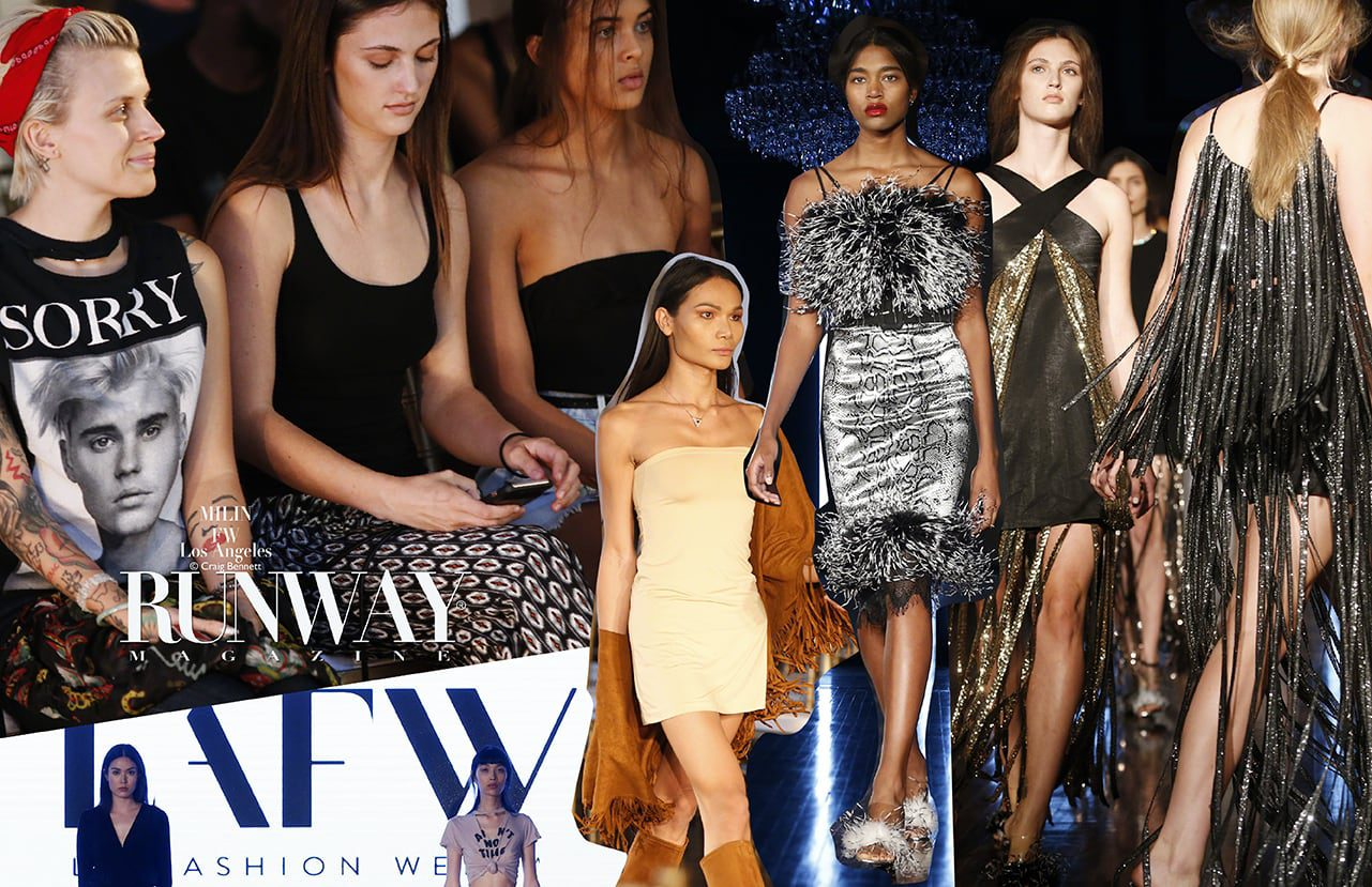 Los Angeles Fashion Week Spring Summer 2018 by Runway Magazine