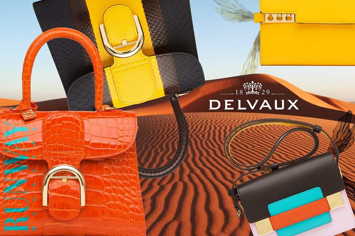 DELVAUX Spring Summer 2018 by Runway Magazine