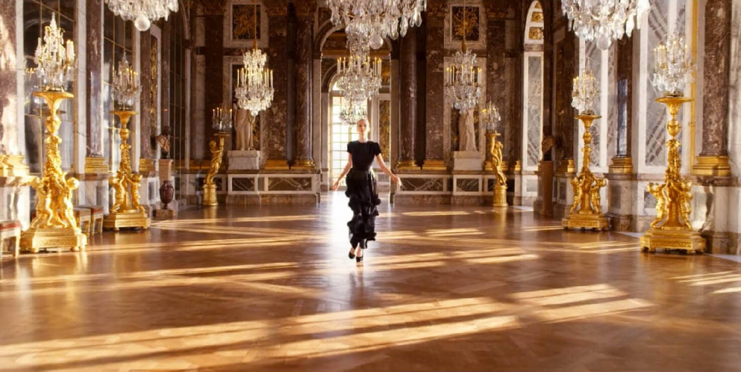 Dior_The_Secret_Garden_Versailles_Runway-Magazine Versailles and Fashion
