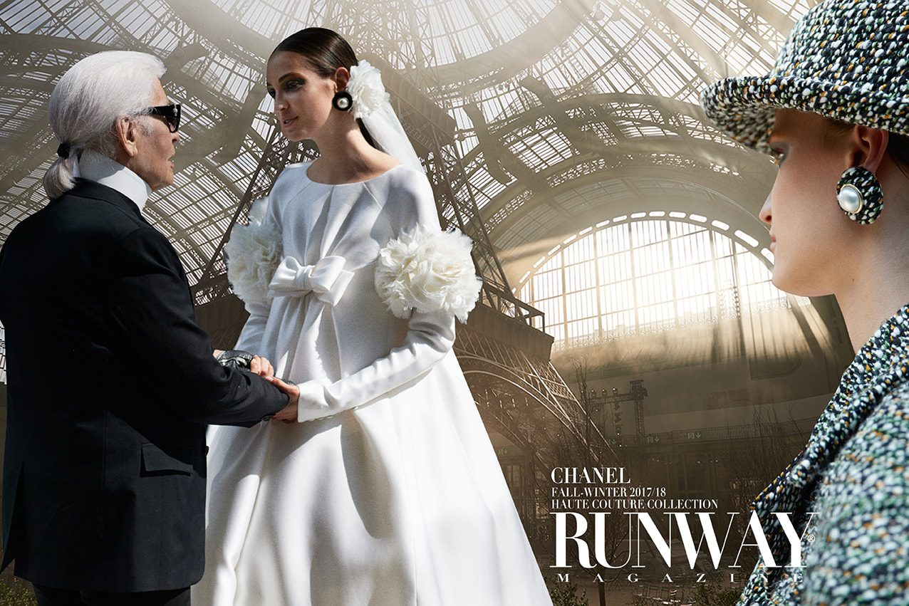 FW 2017-18 HC -Chanel-Runway-Magazine