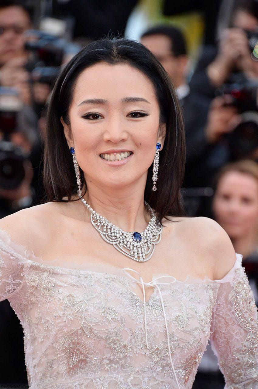 Gong Li Piaget by Runway Magazine