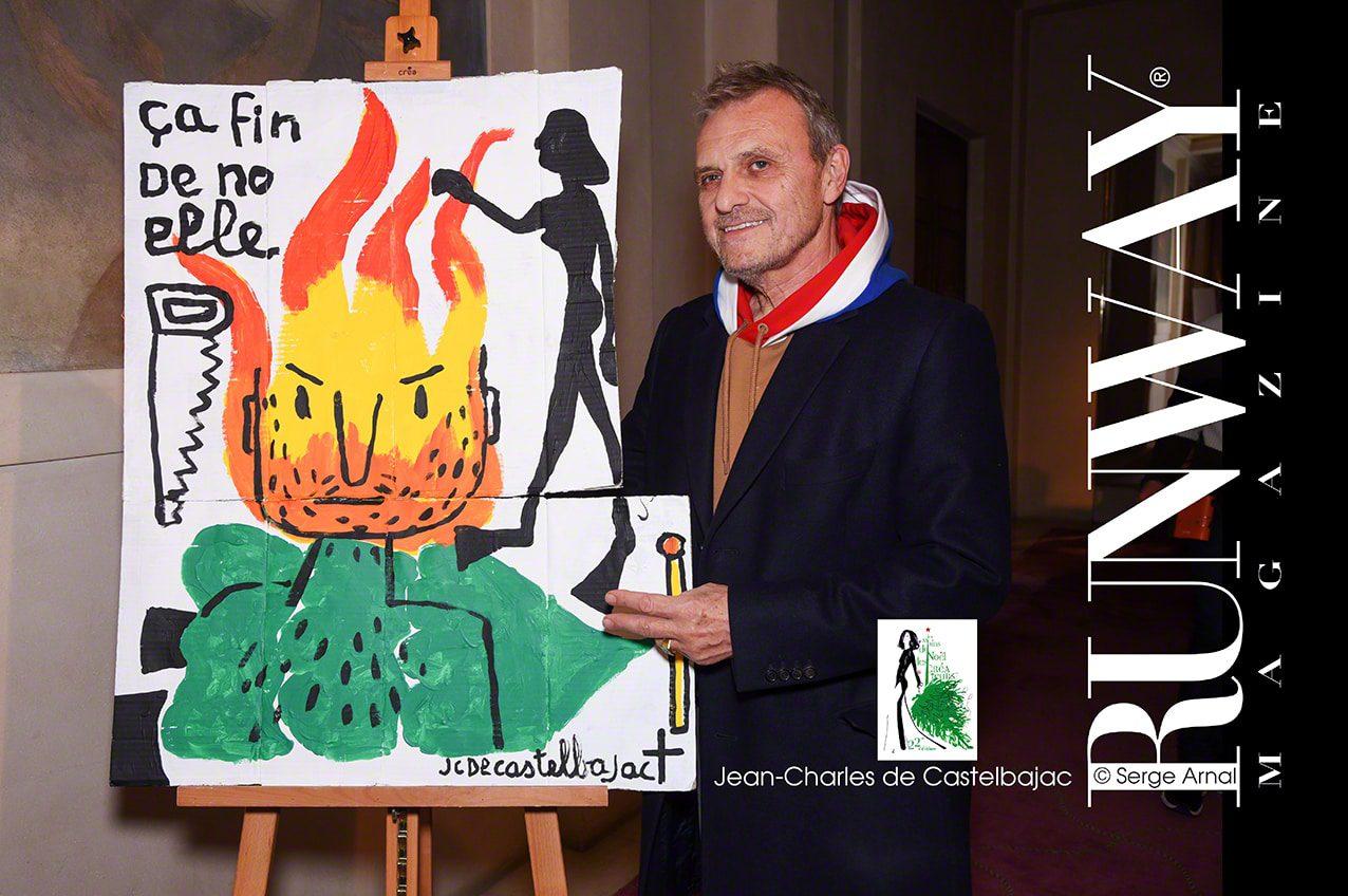 LES SAPINS DE NOËL DES CREATEURS - A MAJOR PARISIAN CHARITY EVENT by Ruwnay Magazine