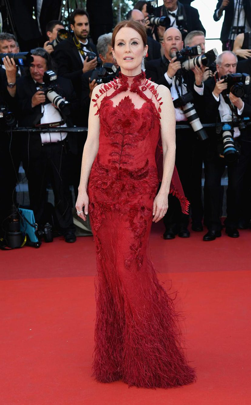 Julianne Moore by Runway Magazine Cannes Fashion Film Festival 2017
