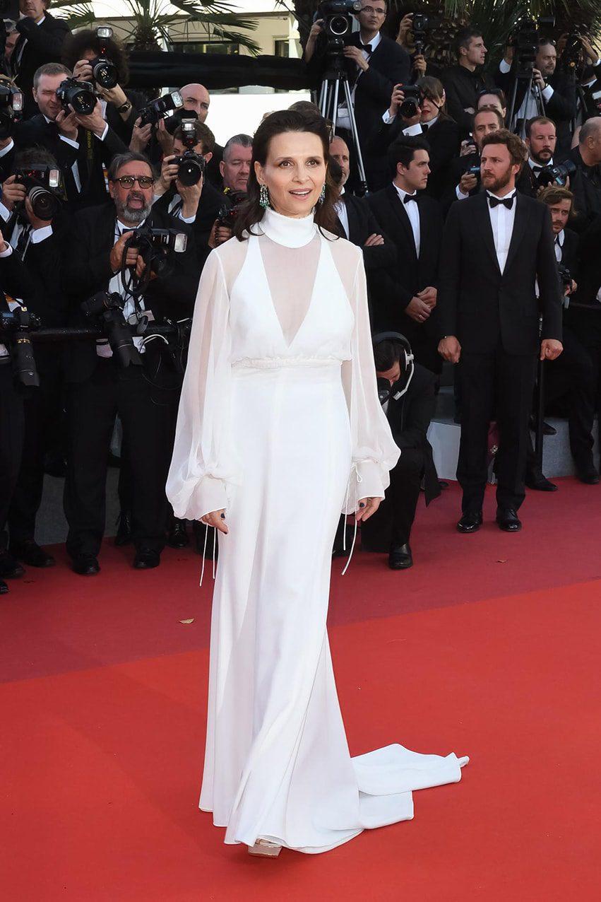 Juliette Binoche by Runway Magazine Cannes Fashion Film Festival 2017