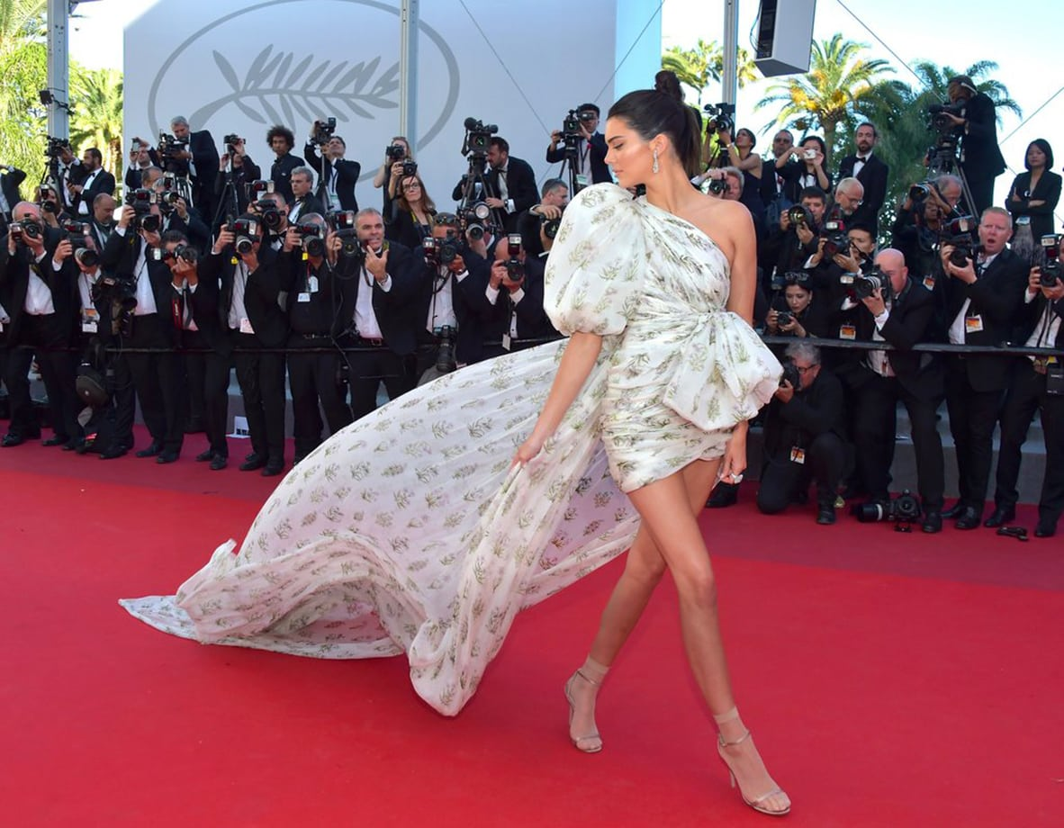 Kendall Jenner by Runway Magazine Cannes Fashion Film Festival 2017