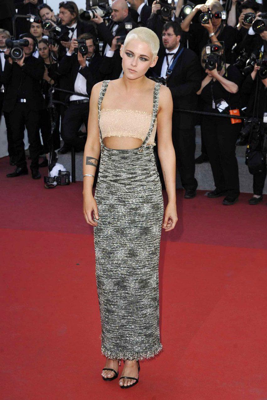 Kristen Stewart by Runway Magazine Cannes Fashion Film Festival 2017