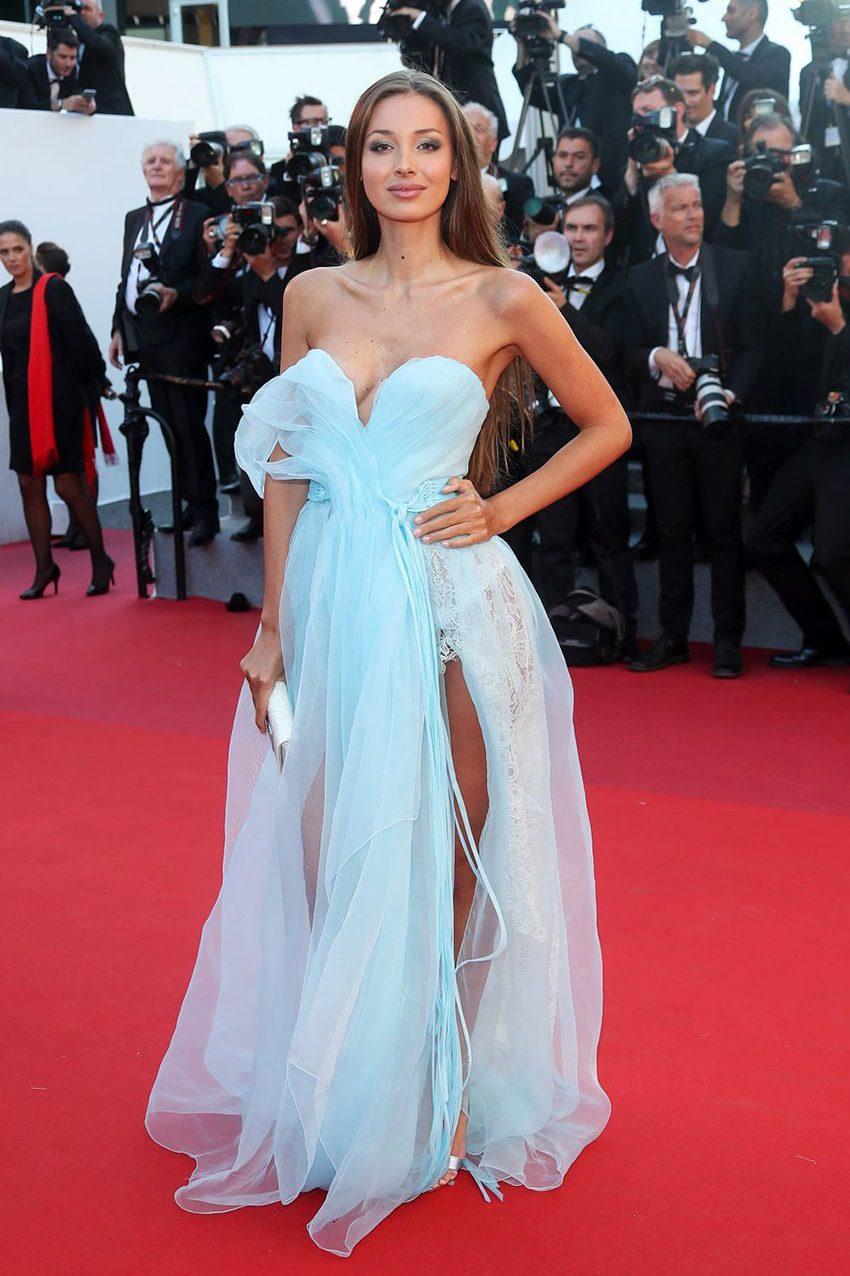 Lara Lieto by Runway Magazine Cannes Fashion Film Festival 2017