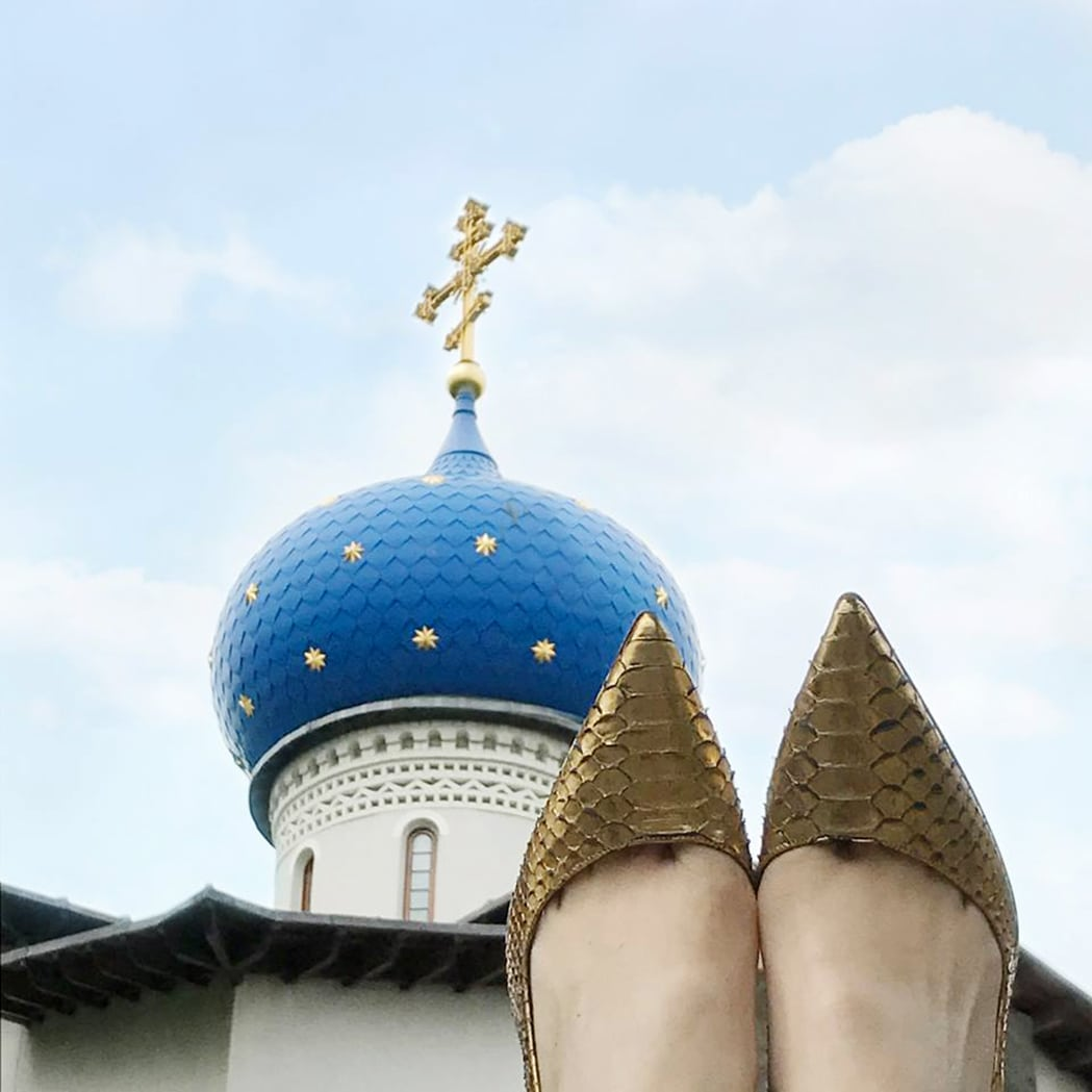 The Urban Shoe Myth of Manolo Blahnik by Runway Magazine