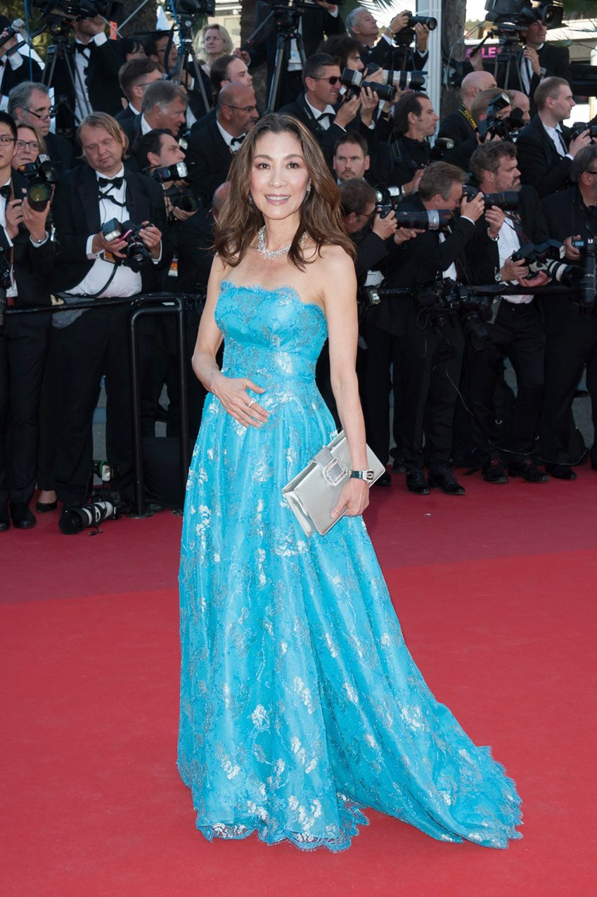 Michelle Yeoh by Runway Magazine Cannes Fashion Film Festival 2017