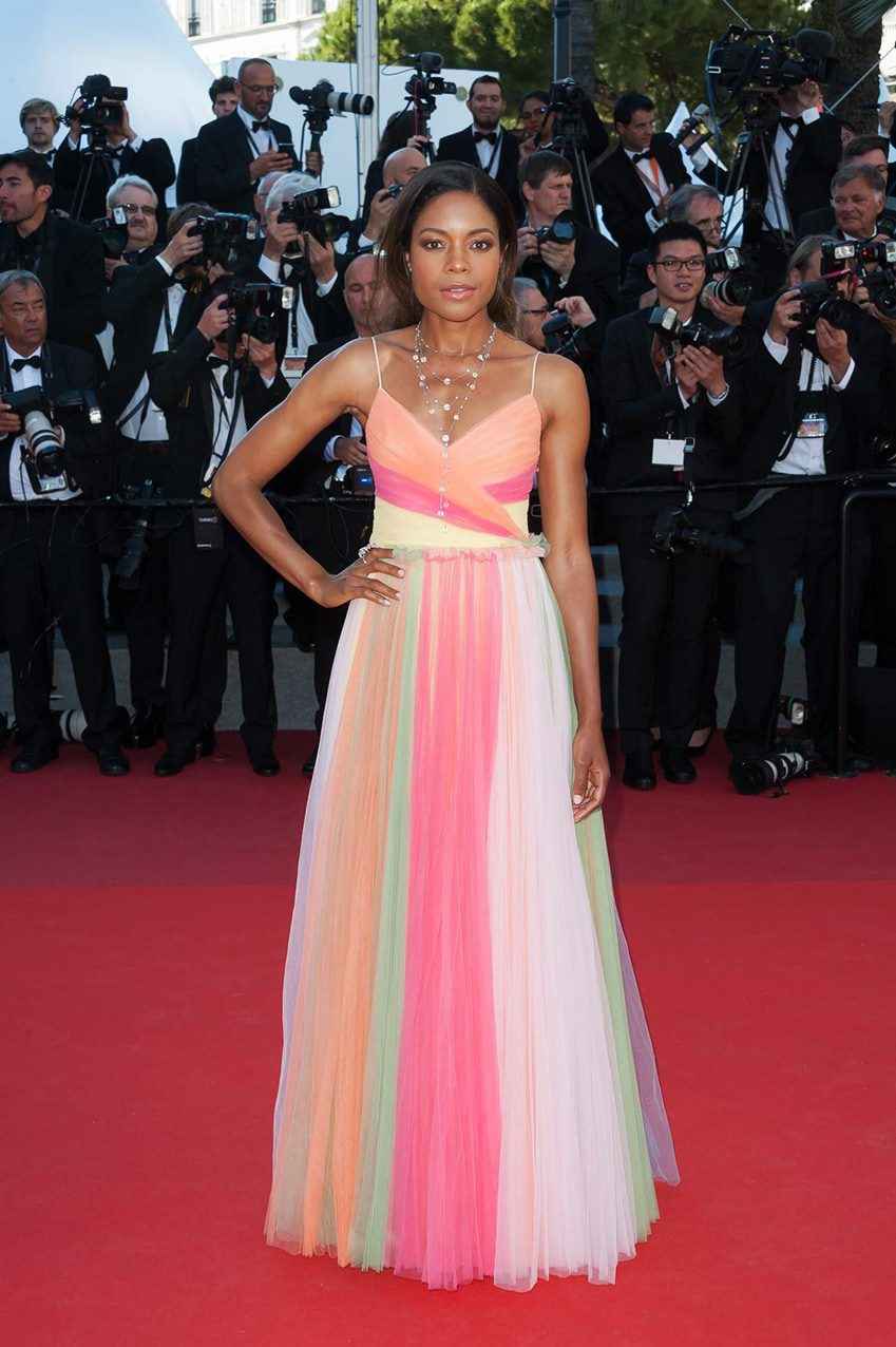 Naomi Harris by Runway Magazine Cannes Fashion Film Festival 2017