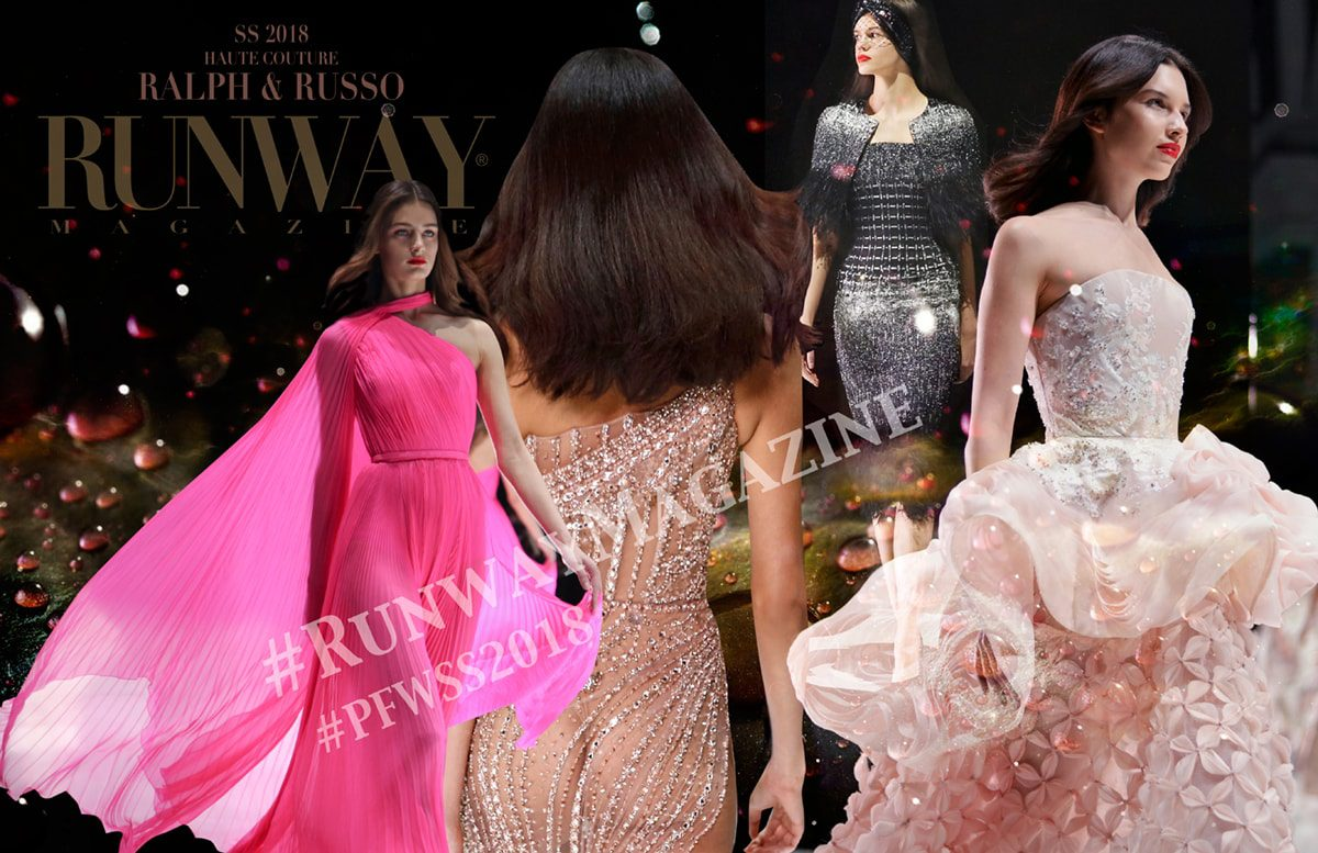 Ralph & Russo Haute Couture Spring Summer 2018 by Runway Magazine