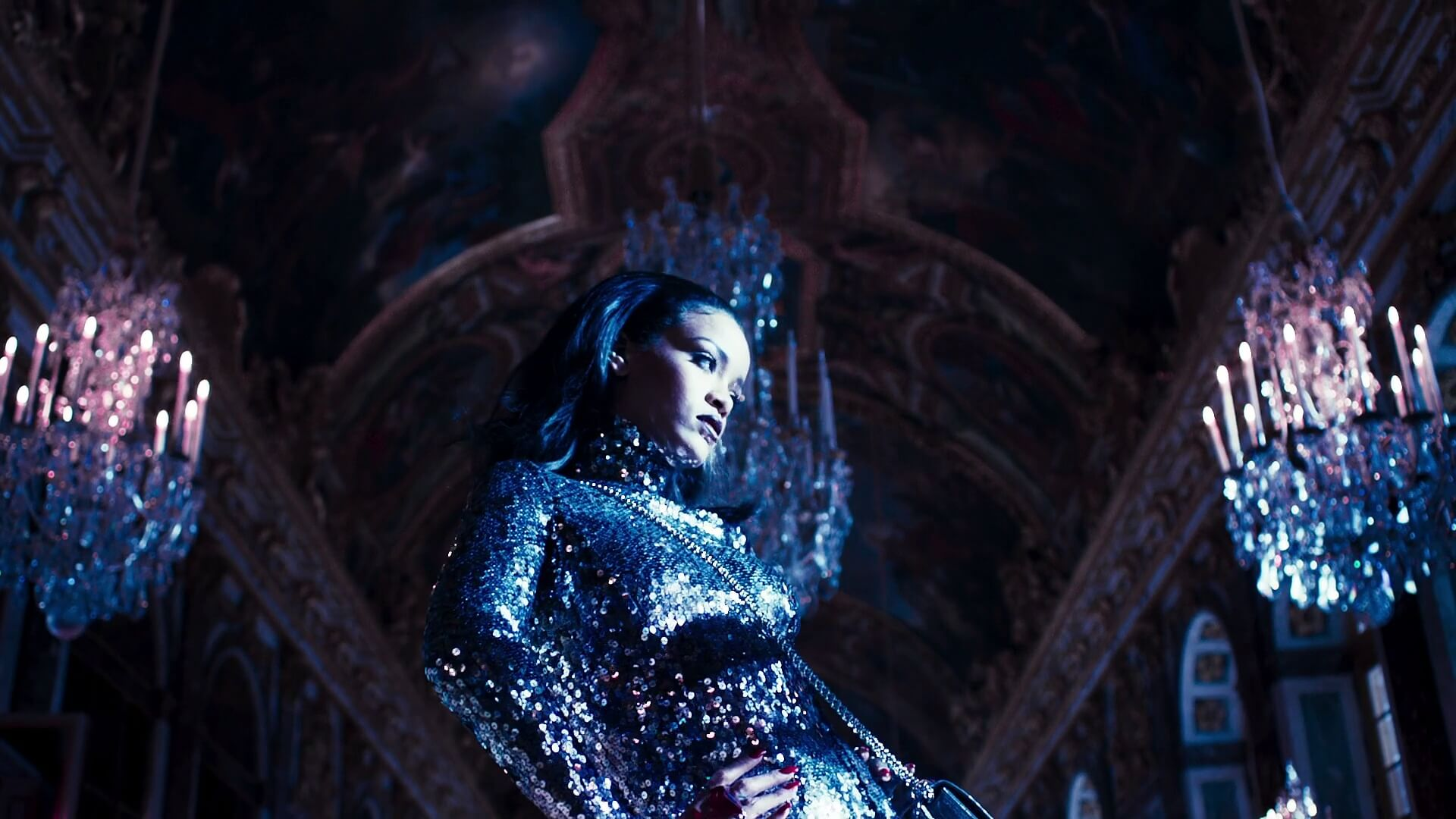Rihanna-Versailles-Runway-Magazine Versailles and Fashion
