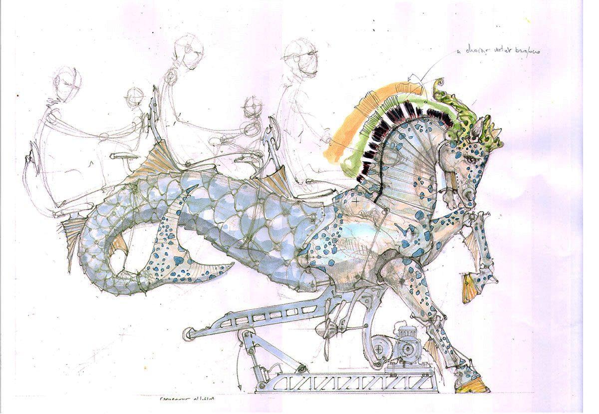 Runway-Magazine-Les-Machines-Nantes-Francois-Delaroziere-steampunk-mecanics-project-seahorse