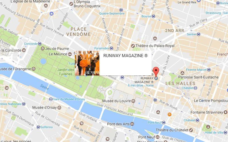 Runway Magazine Headquarters
