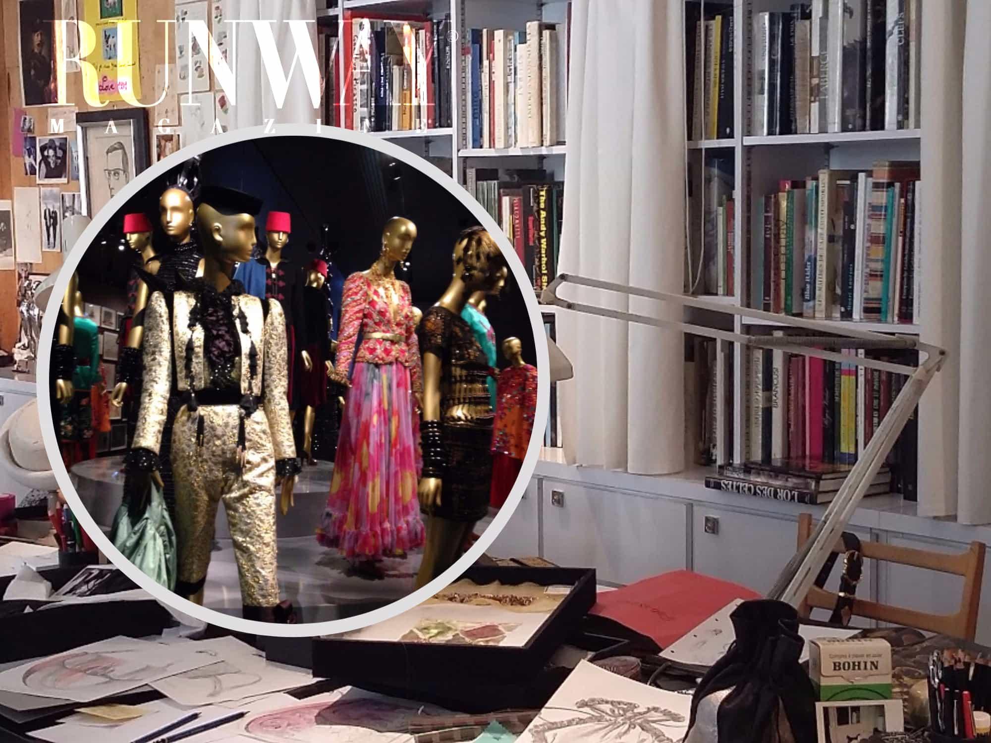 Yves Saint Laurent Museum by Runway Magazine