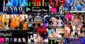 Runway Magazine Official app promo