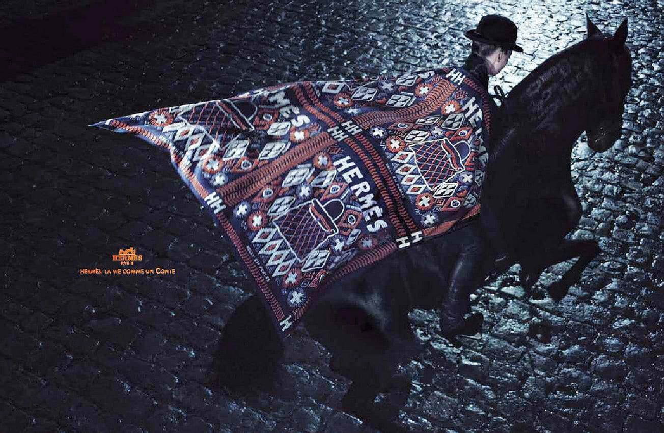 Runway-Magazine-hermes-campaaign-constance-jablonski Hermes Square by Runway Magazine