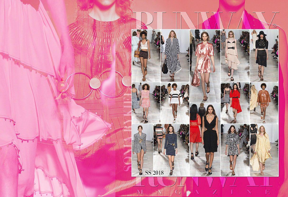 SONIA_RYKIEL-SS-2018-Runway-Magazine-Paris-FW Rochas, Sonia Rykiel, Ellery Spring Summer 2018