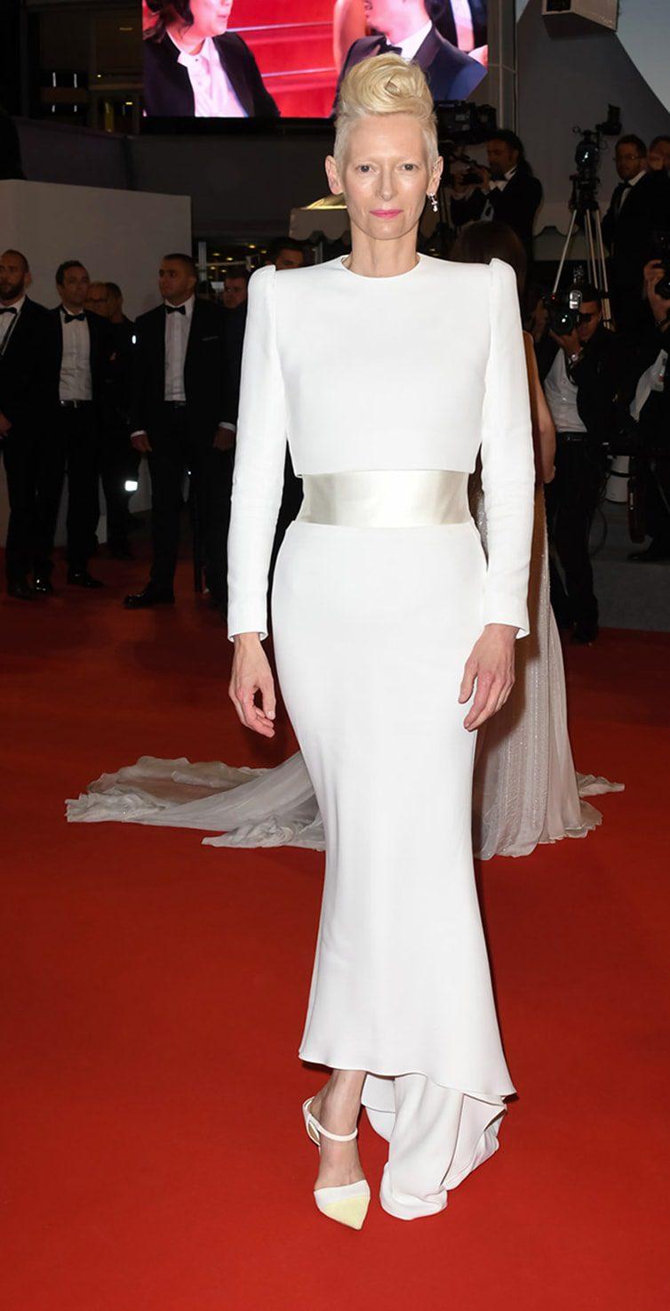 Tilda Swinton by Runway Magazine Cannes Fashion Film Festival 2017